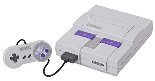 Console Super Nintendo + 2 manettes + jeu Super Mario World