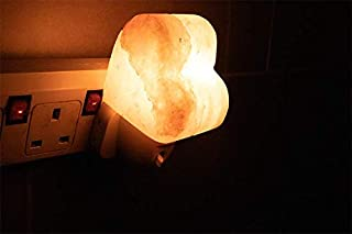 Himalayan Salt Lamp- Night Lamp Heart