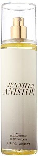 Jennifer Aniston Fine Fragrance Mist for Women, 8 Ounce