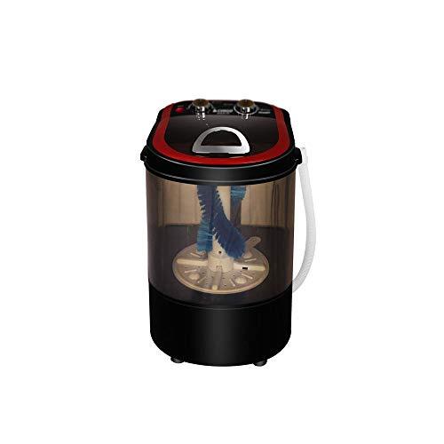 JYDQT Laveuse Can Wash Vêtements + 120W 2 kg Déshydratation Simple Baignoire Top Laveuse à Chargement et dryerSHOES Lave