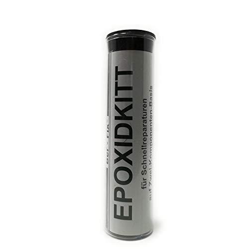 Ber-Fix® 56g Epoxidkitt Powerknete bis zu 300°C - für Metall Stein Gusseisen Edelstahl Aluminium Holz Glas