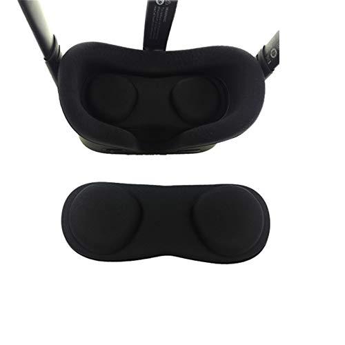 LICHIFIT VR Lens Cover voor Oculus Quest VR Headset Accessoires Anti-Scratch Stofdichte Beschermhoes Wasbare Beschermer