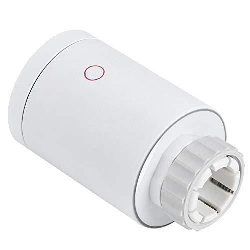 Mumusuki Radiador Actuador Hogar ABS WiFi Programable Control de Temperatura Termostato Radiador Actuador Válvulas
