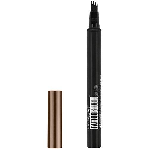 Maybelline New York TattooStudio Brow Tint Pen Makeup, 1 Count