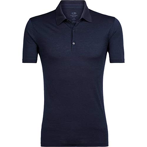 Icebreaker 150 Tech Lite Polo Shirt Men - Merinoshirt