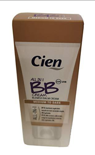 Cien All in 1 BB Cream Blemish Balm Cream 50 ml MEDIUM TO DARK/Dunkler Hautyp