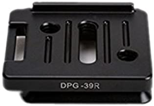 SunwayFoto DPG-39R 39mm Universal Quick-Release Plate for Arca-Style and RRS Clamps