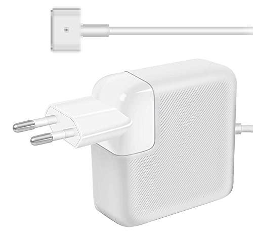 Compatibile con Mac Pro Alimentatore 60W Magnetico Caricabatterie, per Mac Pro Retina 13  Pollici con Connettore a T , 2012, 2013, 2014, Inizio 2015
