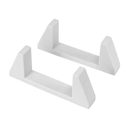CAPCY PS4 Pro Vertical Standfuß aus Silikon (weiß)