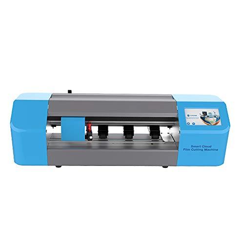 Máquina de corte de película de hidrogel para teléfono móvil, máquina de corte de película de hidrogel, para bricolaje de piel móvil, fácil operación, material protector de pantalla gratuito