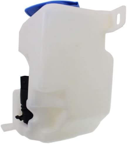 VW1288115 PLASTIC WINDSHIELD WASHER TANK WITH PUMP; INCLUDES FLUID LEVEL Make Auto Parts Manufacturing