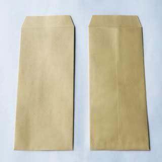 封筒 長1 長1封筒 長形1号封筒 長1 封筒 クラフト 85g/m B4 3つ折 定形外 1000枚