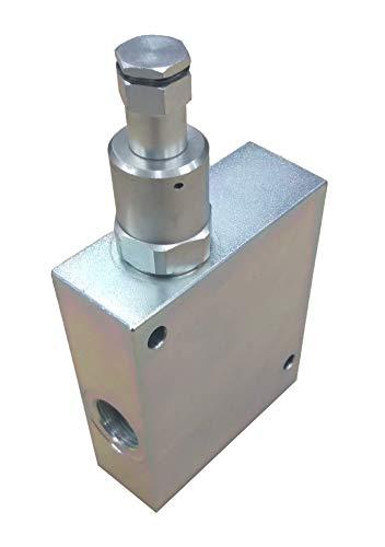 Differenzialventil Eilgangventil für Holzspalter schneller machen - differential valve to speed up a wood splitter