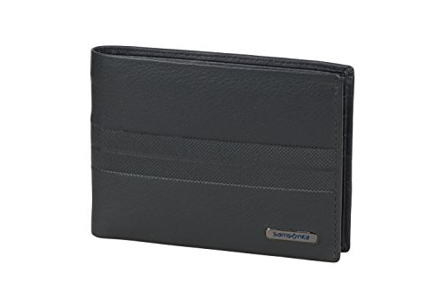 Spectrolite SLG - Billfold for 8 Creditcards, 2 Compartments Porta carte di credito, 13 cm, 0 liters, Grigio (Grey)