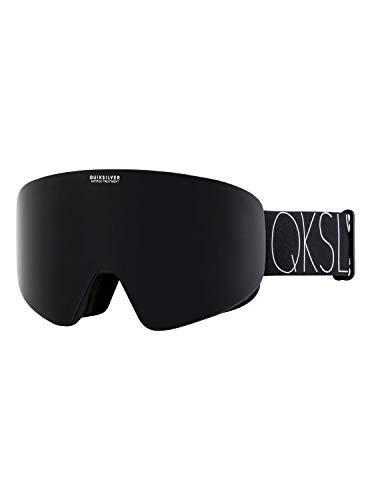 Quiksilver Mens QS RC Ski/Snowboard Goggles EQYTG03053, Black, OFA
