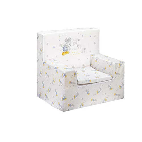 Interbaby - Sillón Infantil Disney Mickey Mouse