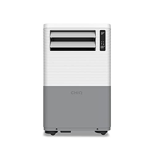 CHiQ-9000BTU, climatiseur portable 3 en 1,(refroidissement, ventilateur, déshumidification), volume de débit rafraîchissement rapide, CPC09PAP012B