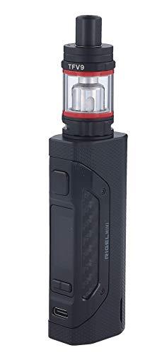 SMOK Rigel Mini E Zigaretten Set- 80W, TFV9 Mini Clearomizer, Schwarz