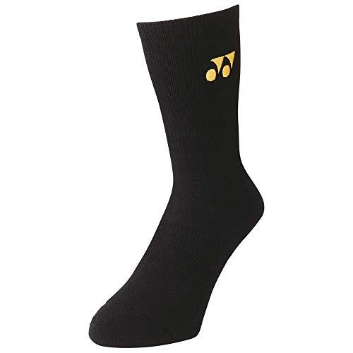 YONEX Socks 19120 IP Badminton-Socken Small schwarz / gelb