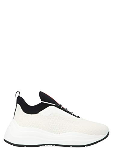 Prada Luxury Fashion Damen 3E6425FA0453KTPF0964 Weiss Polyester Sneakers | Herbst Winter 19