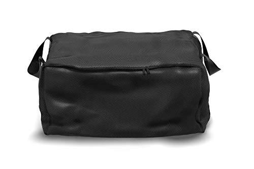 Das Company Zelttasche robust klein quadratisch hochwertig Tasche für Partyzelte Lagerzelte schwarz Transporttaschen
