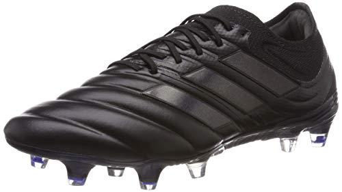 adidas Copa 19.1 FG, Zapatillas de Fútbol para Hombre, Negro (Core Black/Core Black/Core Black Core Black/Core Black/Core Black), 47 1/3 EU