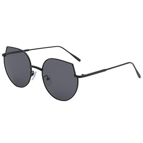 MERICAL occhiali da sole da donna vintage Occhiali da sole metallici per montature da uomo e da donna