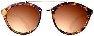Maltessa - Volutto Gafas de sol, Carey/Marrón, 52 Unisex