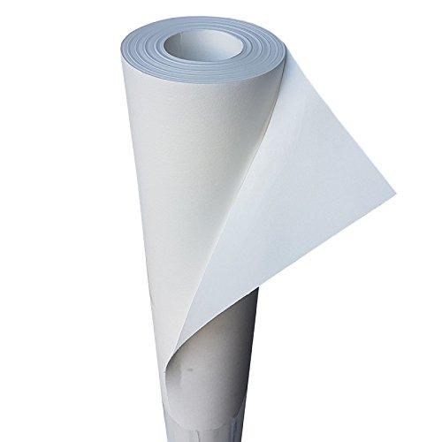 doitBau Papiervlies 75cm x 25m 150 g/m² Glasvlies Renovier Papier Wand Vlies Glasfaser Groundvlies