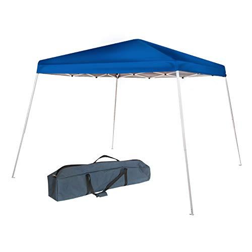 Abba Patio - Cenador Plegable (3 x 3 m), Color Azul