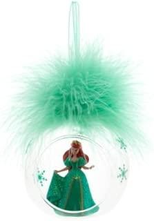 Disneyland Paris Princess Plume Bauble Christmas Decoration (Ariel)