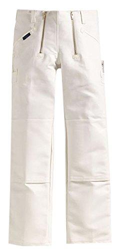 Pionier 322-50 Zunfthose Herforder Zunft, Weiß, Größe 50