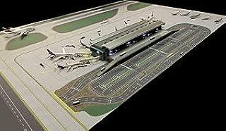 GeminiJets 1:400 Airport Terminal + Airport Mat (Bundle)
