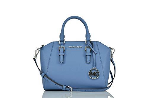 Michael Kors Borsa Ciara 35S8SC6M2L French Blue