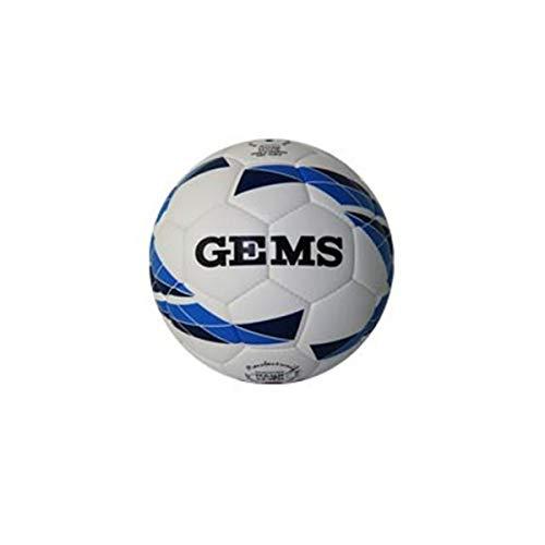 GEMS Pallone Calcio Raptor 5 Bianco Blu 5