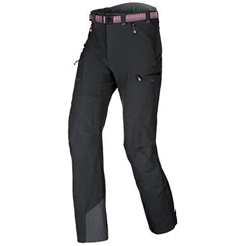 Ferrino Pehoe – Pantaloni da Uomo, Uomo, Pantaloni, 20036R01_48, Nero, 48