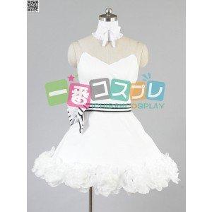 『けいおん♪秋山澪風 EDバージョン+ウィッグ付 コスプレ衣装 完全オーダメイドも対応可能』のトップ画像