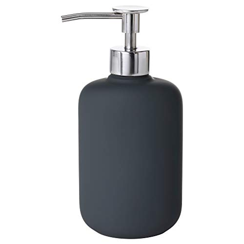 IKEA EKOLN–Dispensador de jabón líquido, color gris oscuro