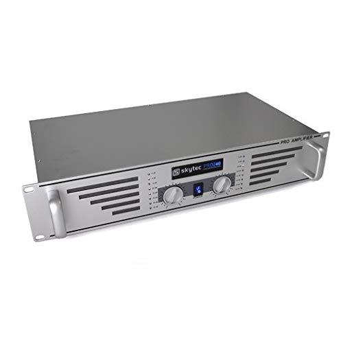 Skytec 172010 - Sky-240s amplificador pa 2x 120w
