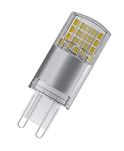Osram Parathom Lampe LED argentée PIN G9 3,8 W G9 A++ 50/60 Hz 220-240 V 4 kW/h Blanc chaud