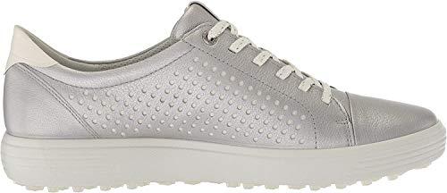 Zapatos de golf híbridos de ECCO, para mujer, mujer, 122133, Alusilver, 40EUR/ 6.5-7UK / 9-9.5US