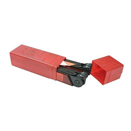 Petex 43940300 Segnale di Avvertimento Compatto, Colore: Rosso, Kompakt