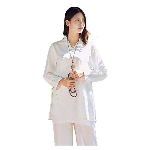 yjll Dames Trainingspak Tai Chi China Kung Fu Kleding katoen Wing Chun Uniform Yoga Suit Art