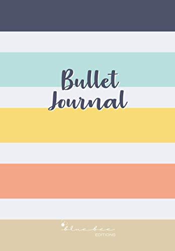 Bullet Journal prepautado (in fechas): Agenda estilo Bullet...