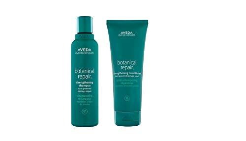 Aveda Botanical Repair Strengthening Shampoo and Conditioner 6.7oz Duo Plant Powered Damage Repair