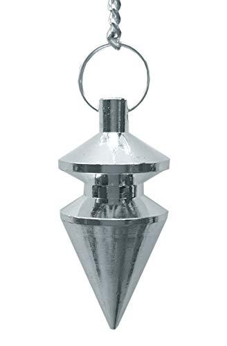 Deluxe Silver Egyptian Pendulum