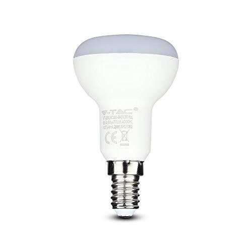 Bombilla LED 6 W, bombilla reflector R50 chip Samsung Pro casquillo E14