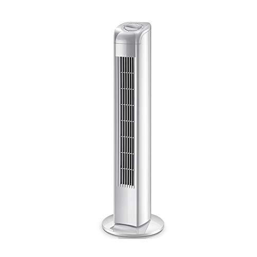 GYF Aire Acondicionado,Ventilador De Aire Acondicionado, Climatizador Evaporativos con Función De Humidificación Purificador,Blanco 22x77cm (Color : White, Size : A)
