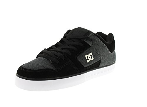DC Comics - DC shoespure - Zapatillas Skate - Black/Charcoal
