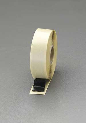 エスコ ESCO 防振・防水テープ(ブチルゴム) 18mm×2.7M EA944MH-8